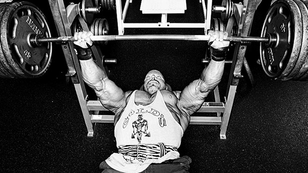 REST PAUSE SETS when benching