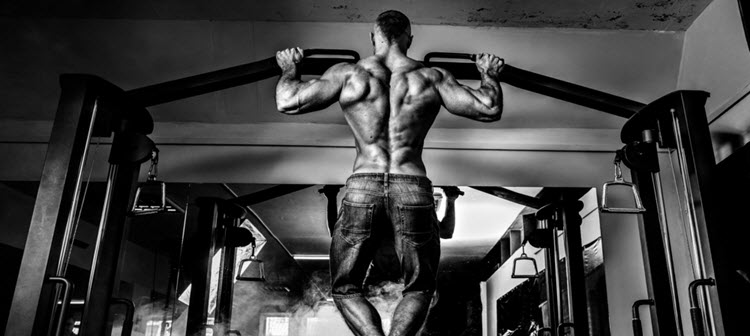 TIME UNDER TENSION pullups