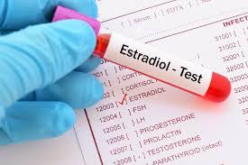 estrogen blood work test