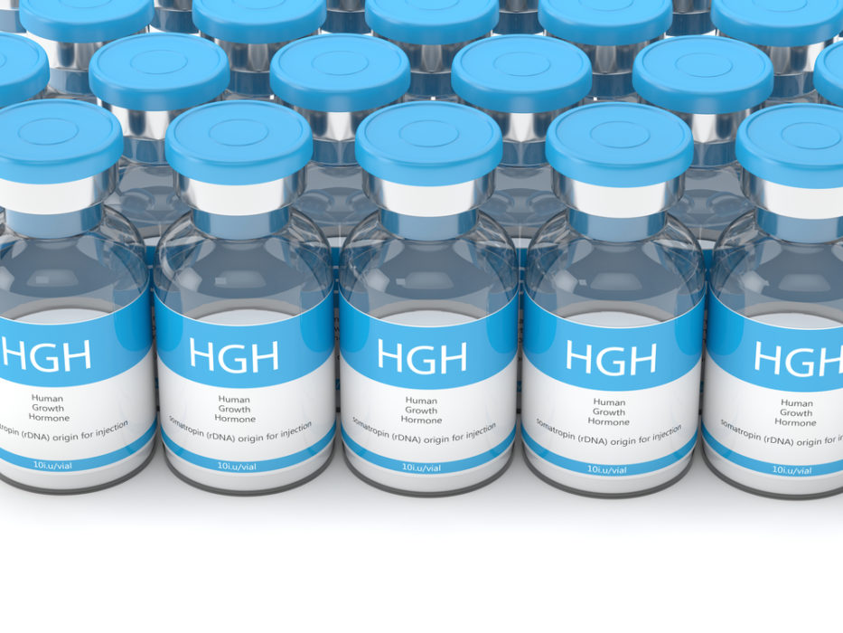 Picture of Human Growth Hormone